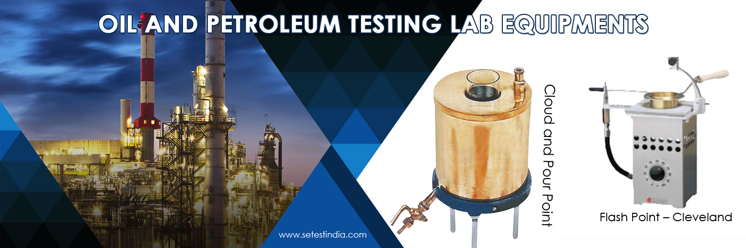 Oil Petroleum Testing Lab Equipments
