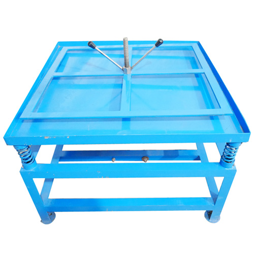 Vibration Table For Concrete Moulding