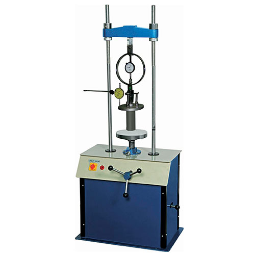 Unconfined Compression Tester Motorized